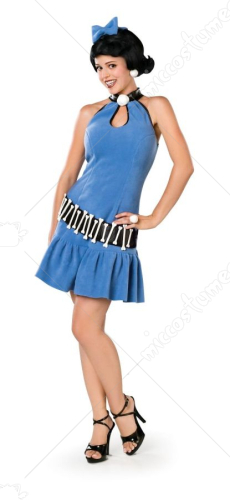 The Flintstones Betty Adult Costume