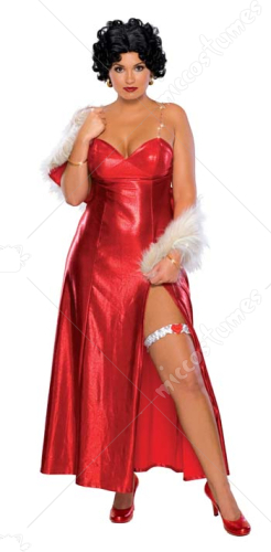 Betty Boop Starlet Plus Size Costume