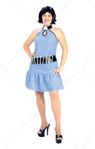 Betty Rubble Gt Plus Costume