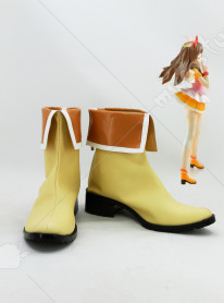 Beyond the Boundary Ai Shindo Cosplay Shoes
