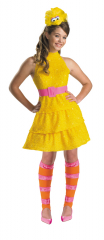 Big Bird Child and Tween Costume