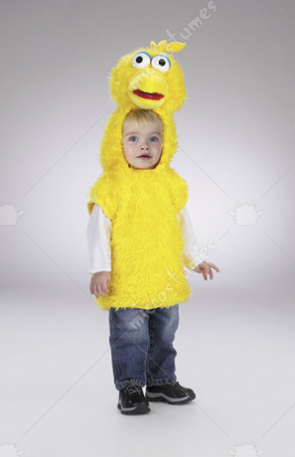 Big Bird Vest Costume