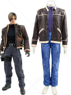 Biohazard 4 Lion Cosplay Costume