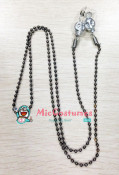 Black Butler Grell Sutcliff Cosplay Glasses Chain