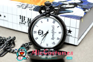 Black Butler Sebastian Michaelis Pocket Watch