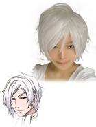 Kuroshitsuji-Black Butler Angela Ash Landers Cosplay Wig