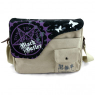 Black Butler Ciel Canvas Shoulder Bag
