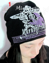 Black Butler Black Tuque