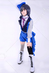 Black Butler Book of Circus Ciel Cosplay Costume