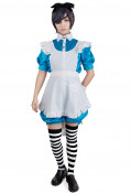Black Butler Ciel Phantomhive Alice Cosplay Costume