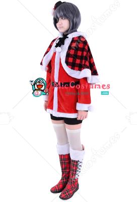 Black Butler Ciel Phantomhive Christmas Cosplay Costume