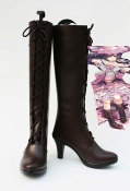 Black Butler Ciel in Dress Cosplay Shoes