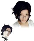 Kuroshitsuji-Black Butler Claude Cosplay Wig