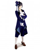 Kuroshitsuji Black Butler Ciel Formal Attire Cosplay Costume