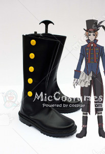 Black Butler Drocell Caines Cosplay Boots