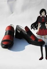 Black Butler II Ciel in Devil Cosplay Boots
