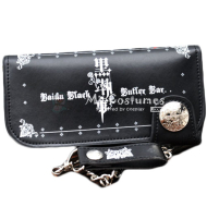 Black Butler Long Wallet