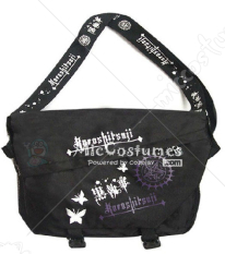 Black Butler Purple Faustian Contract Satchel