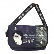 Black Butler Purple Satchel
