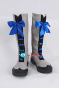 Black Butler Season 3 Ciel Phantomhive Gray Cosplay Boots