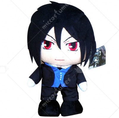 Black Butler Sebastian Stuffed Toy