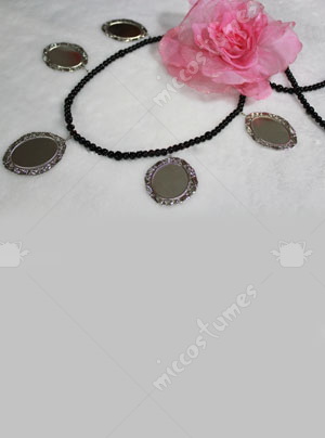 Black Butler Undertaker Cosplay Waist  Chain