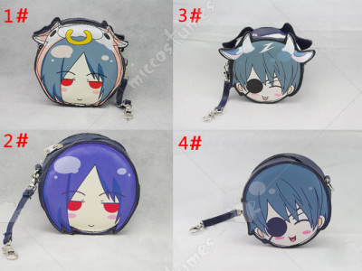 Black Butler Sebastian Michaelis / Ciel Cute Purse