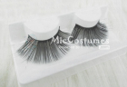 Black False Eyelashes For Loli Vixen Cosplay