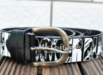Black Rock Shooter Belt