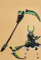 Black Rock Shooter Death Master Dead Scythe Green