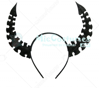 Black Rock Shooter Miku Hair Clip