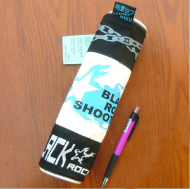 Black Rock Shooter Scroll Pencil Bag