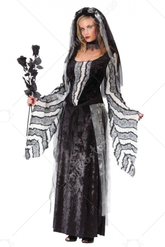 Black Rose Spirit Costume