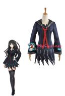 Black Bullet Kisara Tendo Cosplay Costume