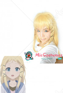 Black Bullet Tina Sprout Cosplay Wig