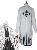 Bleach 13th Division Captain Ukitake Jushiro Cosplay Costume