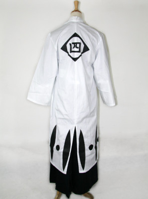 Bleach 4th Division Captain Unohana Retsu Cosplay Costume