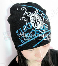 Bleach Black Tuque