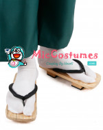Bleach Cosplay Geta Schuhe