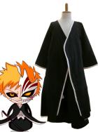 Bleach Ichigo Kurosaki Kids Bankai Form Cosplay Costume