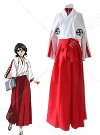 Bleach Shinigami Academy Girls Uniform Cosplay Costume