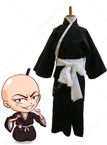 Bleach Shinigami Kids Cosplay Costume