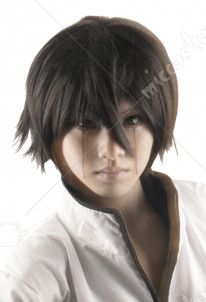 Bleach Ulquiorra Cosplay Wig