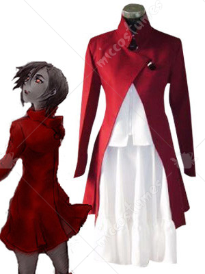 Blood Plus Saya Otonashi Cosplay Costume