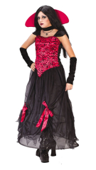 Bloodstone Vampiress Teen Costume