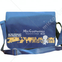 Blue Exorcist Blue Shoulder Bag