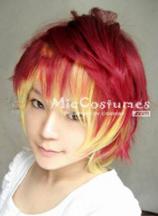 Blue Exorcist Kirigakure Syura Simple Style Crossplay Wig