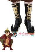 Blue Exorcist Amaimon Cosplay Shoes
