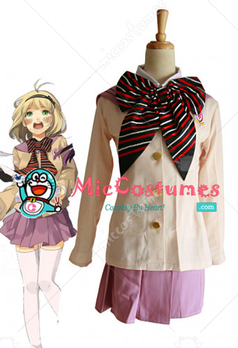 Blue Exorcist kamiki izumo Cosplay School Uniform