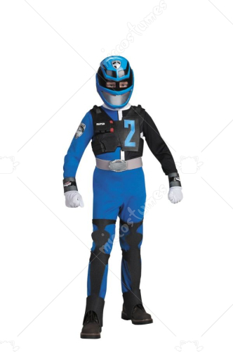 Blue Ranger Deluxe Child Costume